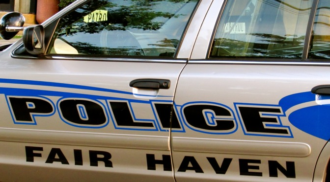 Fair Haven Police Report: Assault by Auto, Fraud, Vandalism, Identity Theft