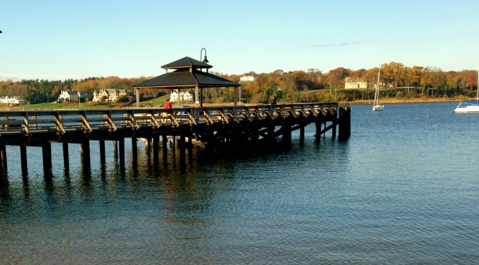 Dockside: Last of the Warm Fall Days