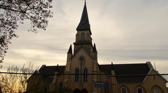 A Revival: Holy Cross Church