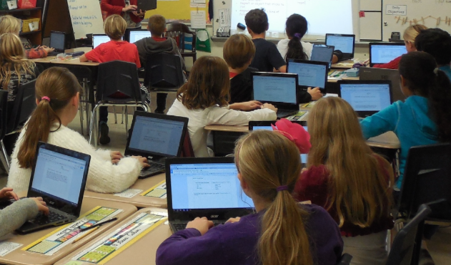 Rumson Schools' Chromebook Project to Bring Students into Future
