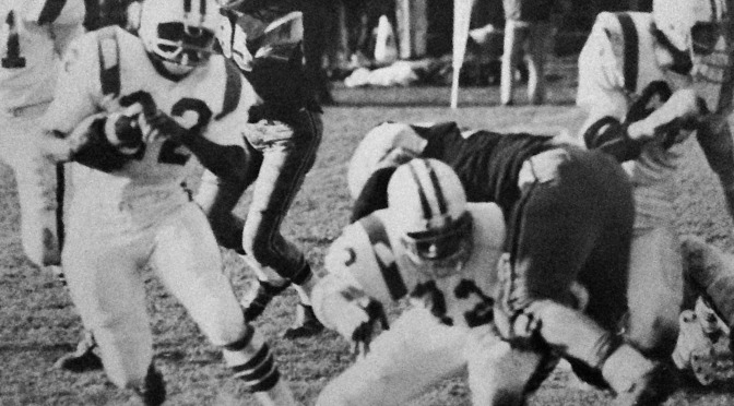 A Retro Look at RFH Football
