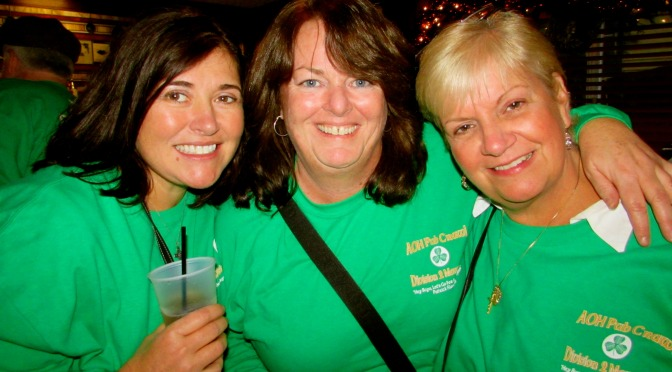 Catching Up With Hibernians at Murphy's
