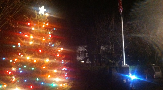 Getting Festive with Rumson, Fair Haven Tree Lightings