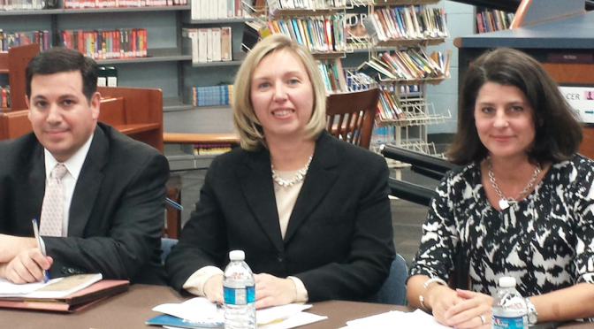 Catching Up with New and Old Fair Haven Board of Ed Members
