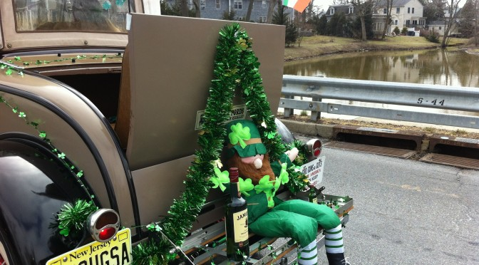 Rumson St. Patrick's Day Parade Fundraisers Set to Start