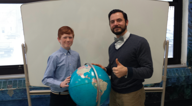 Forrestdale Student Dubbed Geography Expert