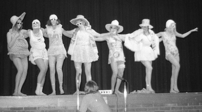 Retro RFH Staged Bathing Beauties