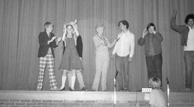 Revisiting RFH Freshmen Follies with a 'Gilligan's Island' Gal