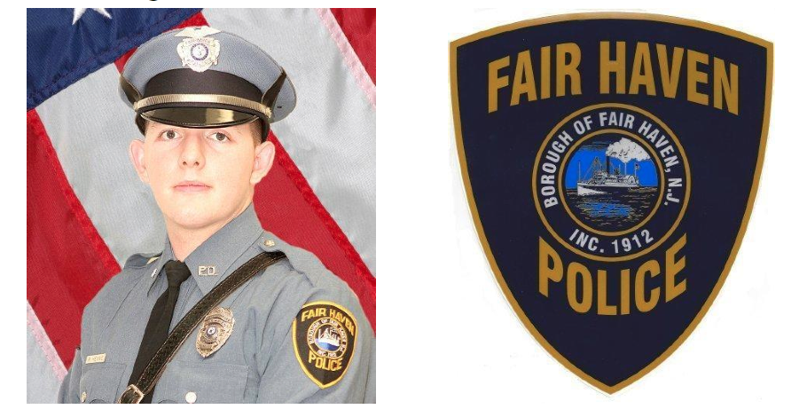 Fair Haven Police Special Officer Class II Robert Henne Photo/courtesy of Fair Haven Police Department