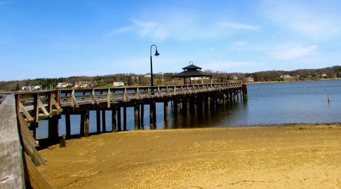 Spring Sunning Around the Fair Haven Dock