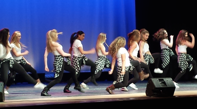 RFH Stars Shine in Talent Show