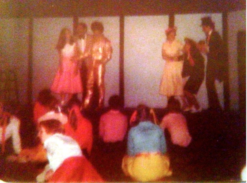 """Bye Bye Birdie"" at The Barn Theater in Rumson circa summer of 1977 Photo/Elaine Van Develde"