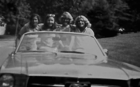 Retro Summer RFH Girls' Drive into the Past