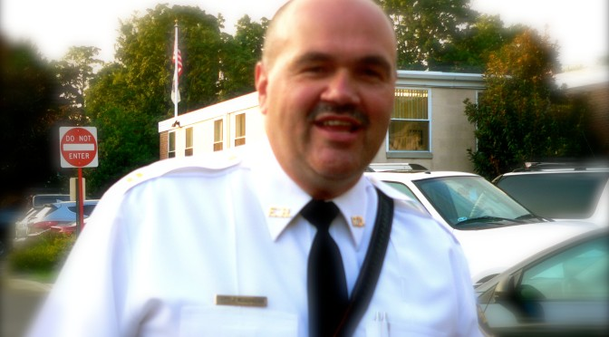 Fair Haven Police Lt. McGovern Promoted to Captain