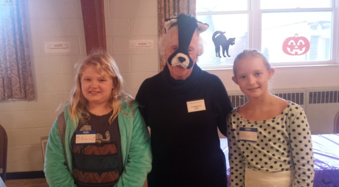 A Halloween Celebration Between Forrestdale Students & Rumson Seniors