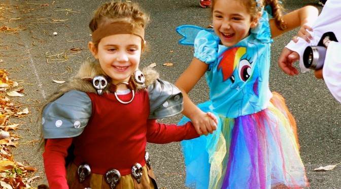 Rumson-Fair Haven Halloween Parading Pics for Purchase