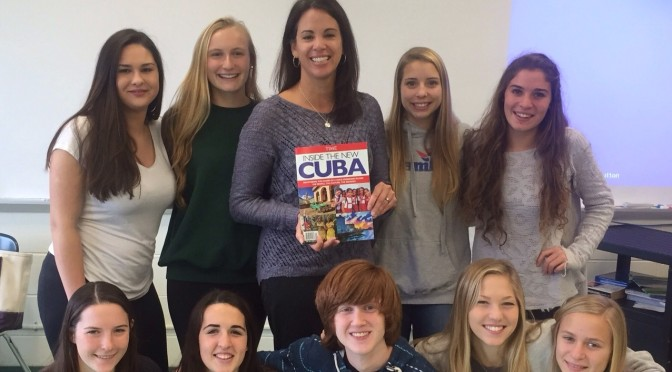 RFH Spanish Teacher Gets Grant; Set for Conference in Cuba