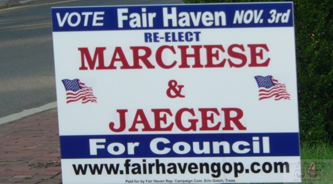 Fair Haven Votes: GOP Incumbents Keep Seats