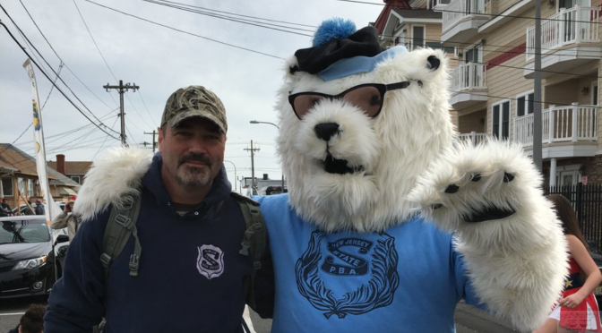 Rumson Police Chief to Plunge for Special Olympics