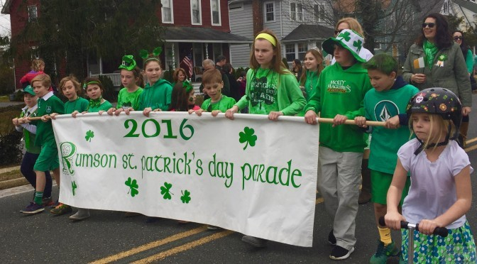 A Busy R-FH Area Weekend: KDM Race, Ducks & St. Patrick's Day Parade