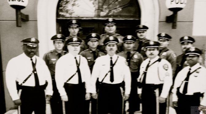 Retro Fair Haven Police Line-Up