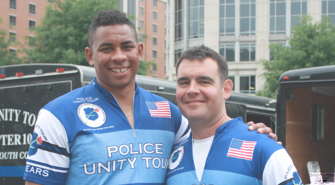 Focus: Fair Haven Police Officers' National Unity Tour Trek