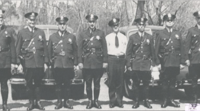 Retro Rumson PD Line-Up