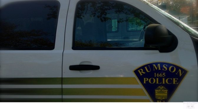 Rumson Police Report: Theft, Marijuana, DUI, Assault, Disorderly