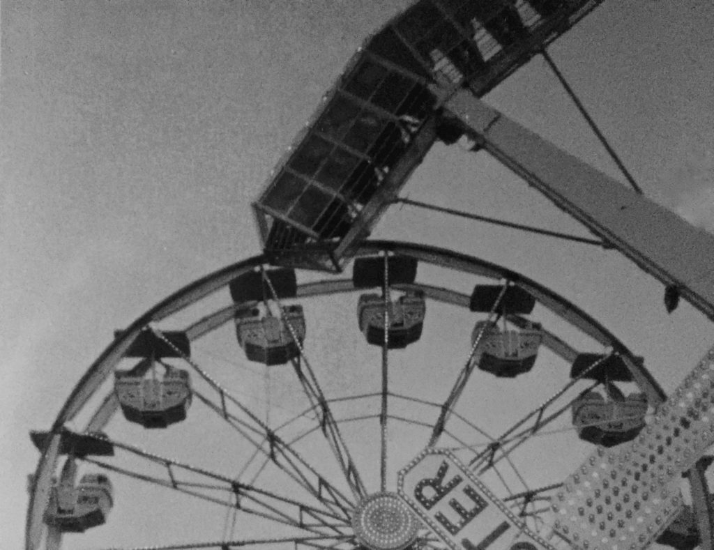 A Fair Haven Firemen's Fair ride perspective from the 1990s Photo/Elaine Van Develde