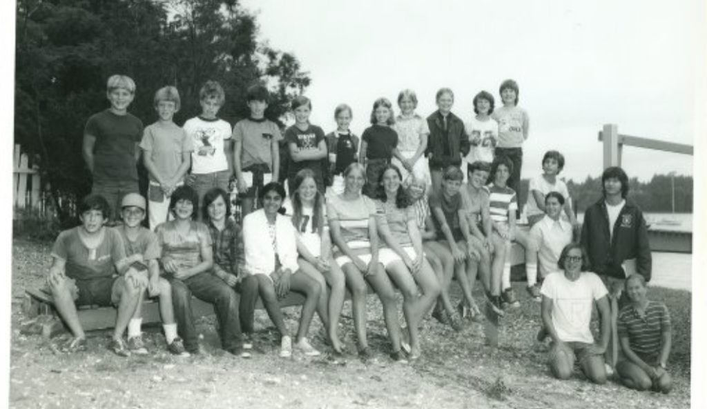 A 1976 River Rats crew Photo/courtesy Marc Edelman, Facebook