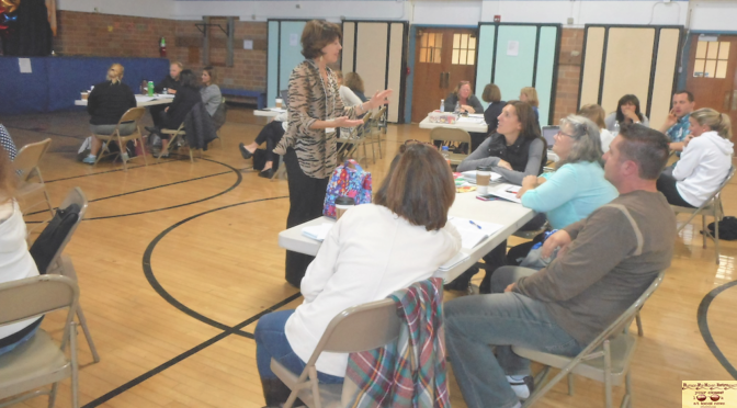 Teaching Moment: All About Fair Haven Schools' 'Responsive Classroom' Workshop