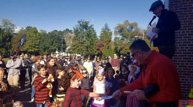 Focus: Fair Haven Halloween Parade Fun