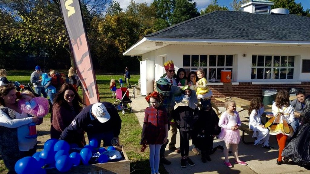 Halloween fun at the Fair Haven Firehouse Photo/Susan Sorensen