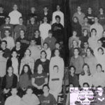 The Fair Haven Knollwood eighth graders of the RFH Class of 2006 Photo/Knollwood Yearbook 2002