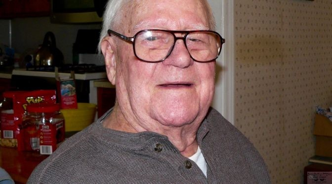 Memorial Services Set for Fair Haven Centenarian Ken Curchin