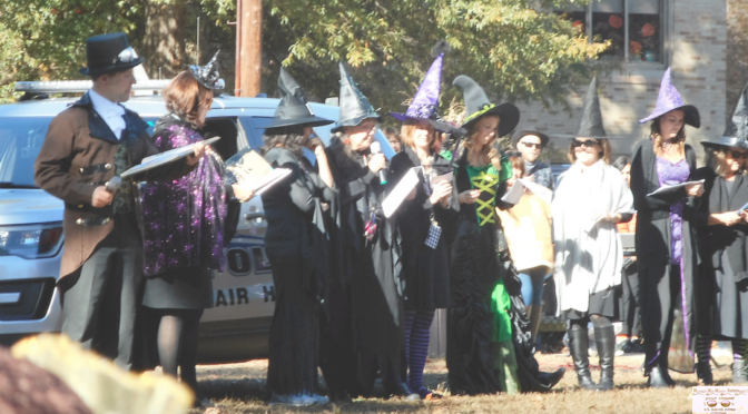 A Glance Back: Fair Haven Schools' Halloween