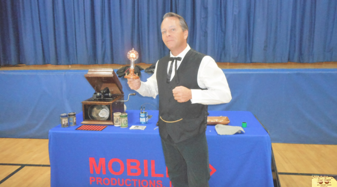 Light Bulb Moment at Knollwood: Thomas Edison Pays a Visit