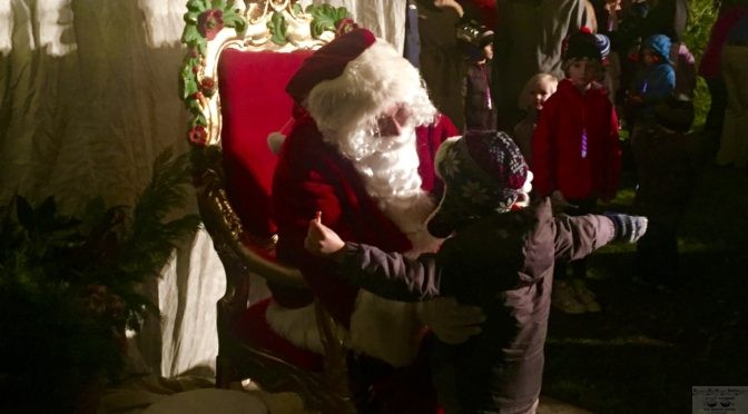 Focus: Santa Claus Comes to Fair Haven