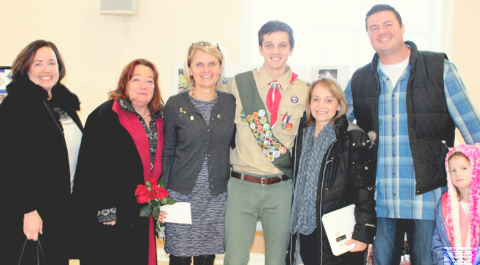 Fair Havenite Soars to Eagle Scout Rank