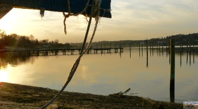 Focus: Rumson Riverfront Nightfall