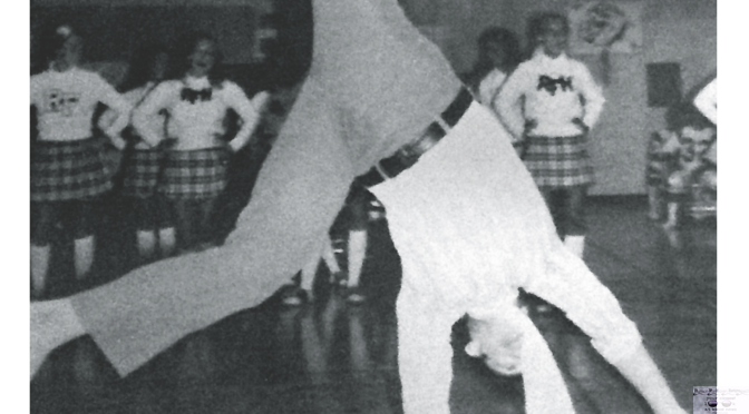 Retro RFH Cartwheels with George Giffin