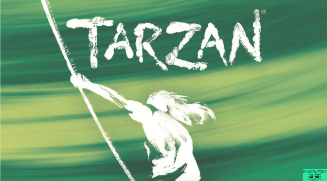 RFH Stage Set to Swing with 'Tarzan'