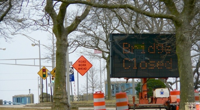Detour: Rumson-Sea Bright Bridge Overnight Closure
