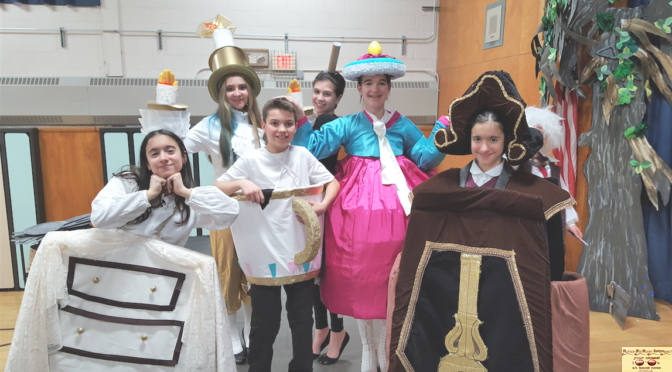 A Look Back at Knollwood's 'Beauty and the Beast Jr.'