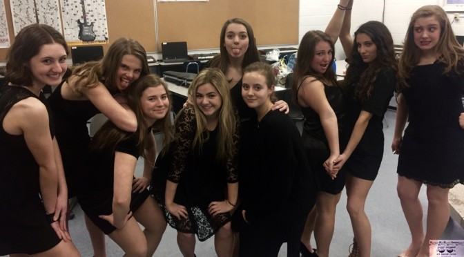 Focus: Backstage at RFH with Broadway Stars of the Future & Present