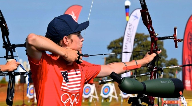 RFH's Nikolas Swidryk: A Junior Dream Team Archer