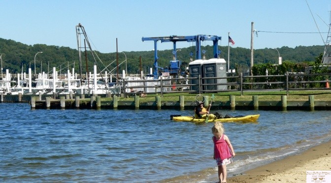 Focus: Relishing a Summery Fall Day on the River in Rumson