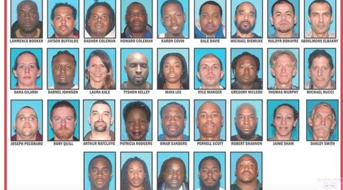 Prosecutor: 'Operation Lights Out' Gang Probe Results in 32 Arrests