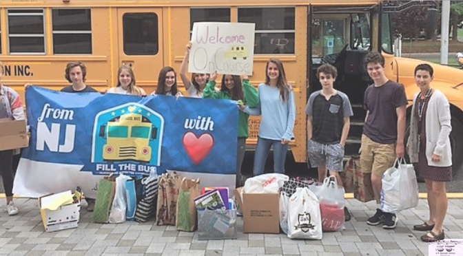 RFH Students Help Hurricane Harvey Victims