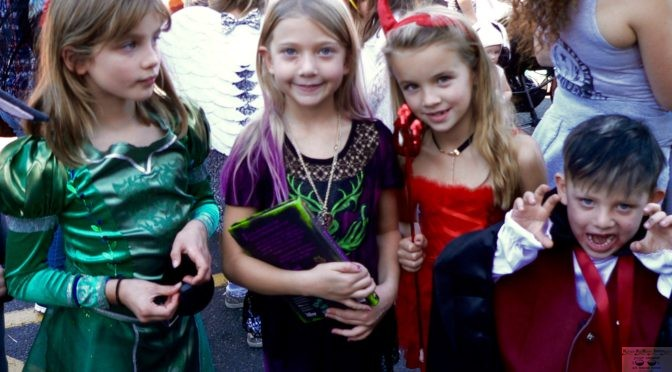 Focus: Fair Haven Halloween Parading